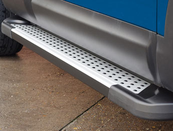 Rufford Style Aluminium Side Step - Land Rover Discovery 2014>