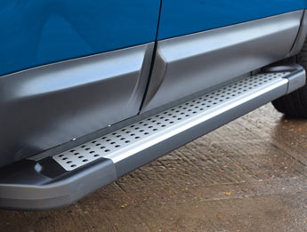 Rufford Style Aluminium Side Step - Ford Kuga 08-13