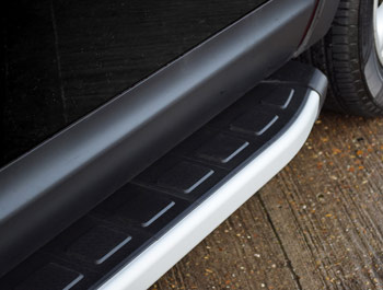 Clumber Style Aluminium Side Step - Range Rover Vogue III 02-12
