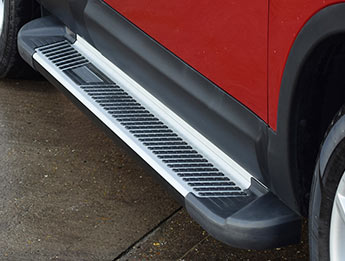 Sherwood Style Aluminium Side Step - Isuzu D-Max 2012>