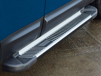 Sherwood Style Aluminium Side Step - Audi Q5 08-16