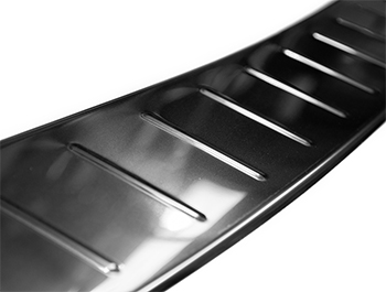 Polished Stainless Steel Rear Sill Cover - BMW X5 M 2013>