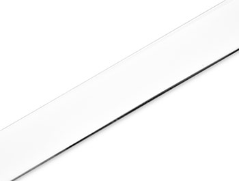 Polished Stainless Steel Tailgate Trim Line - Ford Kuga 13-17