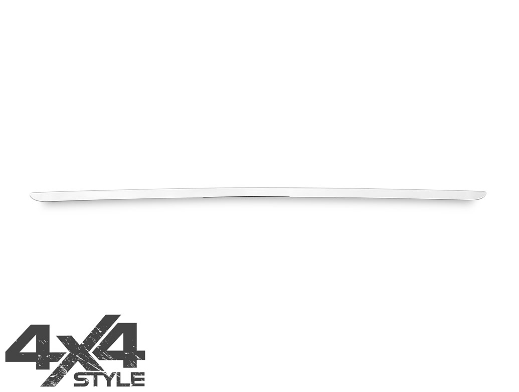 Polished Stainless Steel Tailgate Trim - Nissan Qashqai 07-14
