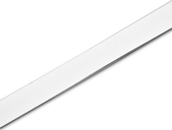 Polished Stainless Steel Tailgate Trim Line - Fiat 500X 2015>
