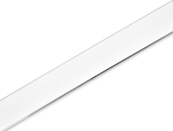 Polished Stainless Steel Tailgate Trim Line - Vauxhall Mokka 12>