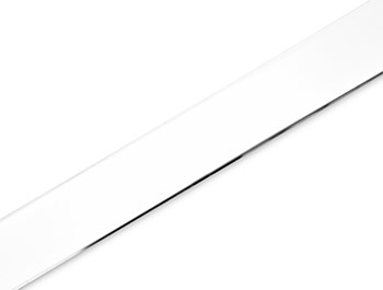 Polished Stainless Steel Tailgate Trim Line - Mazda CX3 2015>