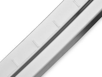 Brushed Stainless Steel Rear Bumper Protector - Q7 2015>