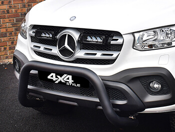 Lazer Triple-R 750 LED Spot Light Mercedes X-Class 17> Twin Kit