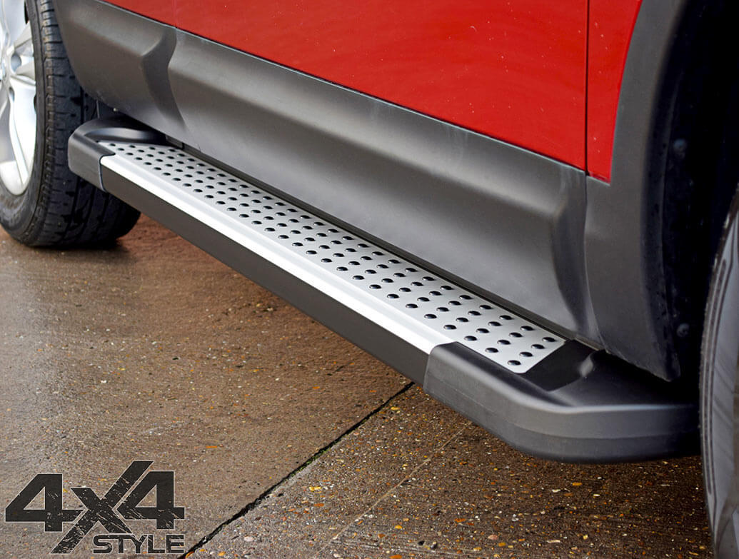 Rufford Style Aluminium Side Step - Chevrolet Captiva 06-16