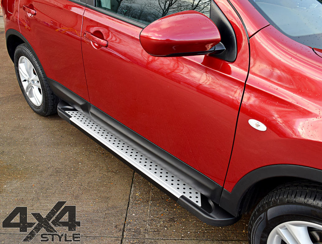 Rufford Style Aluminium Side Step - Jeep Renegade 2014>