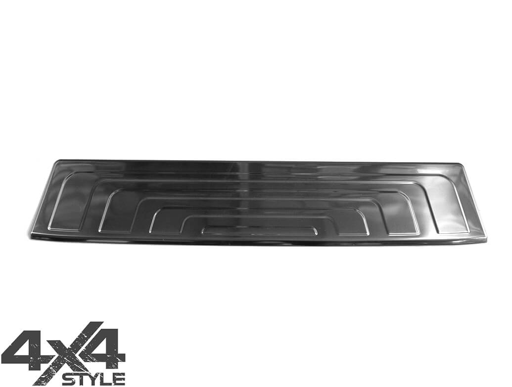 Polished S.Steel Rear Bumper Cover - Mercedes X-Class 17>