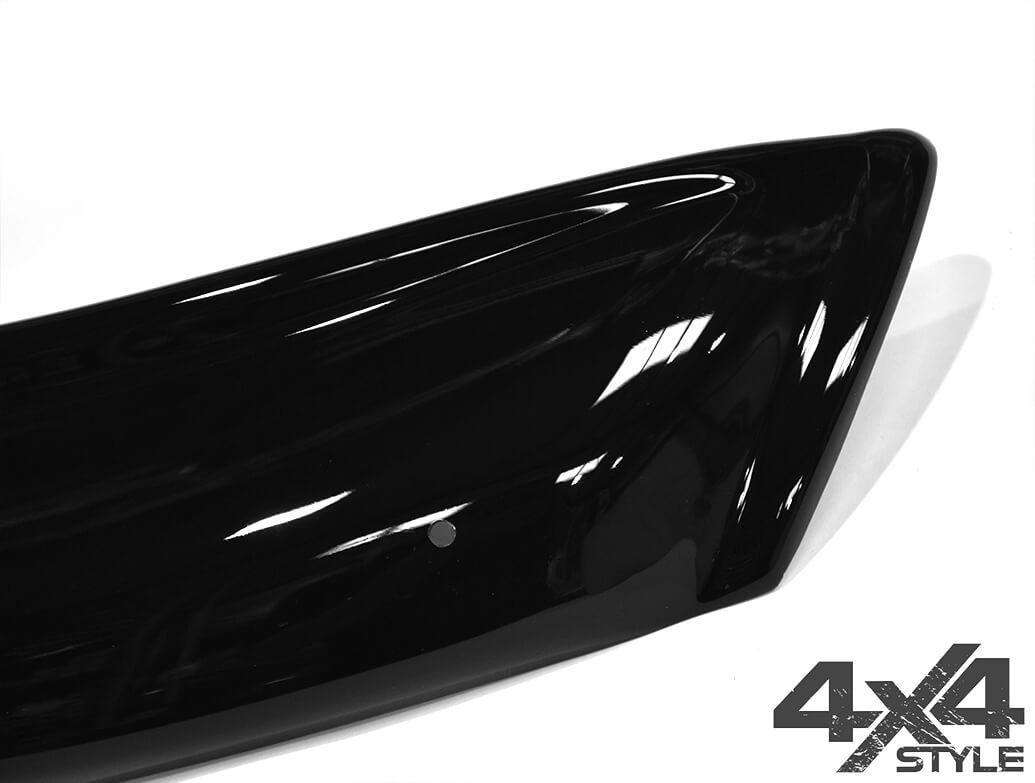 Gloss Black Acrylic Bonnet Deflector - Jeep Renegade 2014>