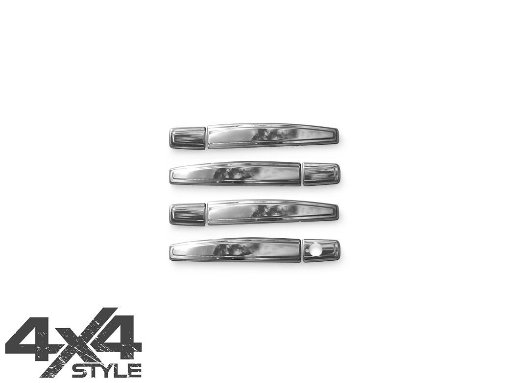 Stainless Steel Door Handle Cover - Vauxhall Mokka 2012>