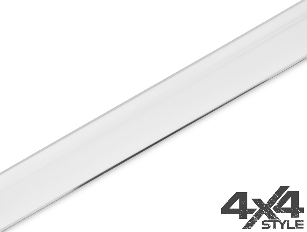 Polished Stainless Steel Tailgate Trim Line - Hyundai iX35 10-15