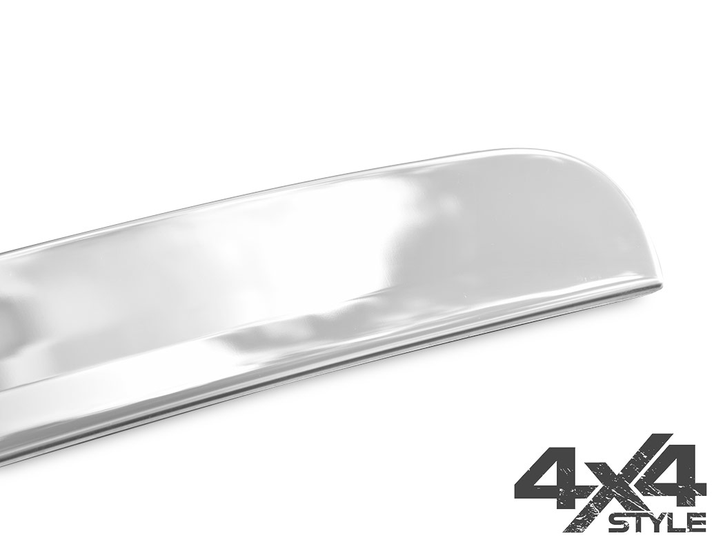 Stainless Steel Rear Grab Handle Cover - Nissan Qashqai 07-14