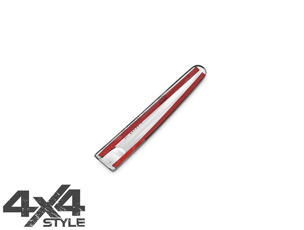 Stainless Steel Door Handle Cover - Nissan Juke (No-Keyless) 11>