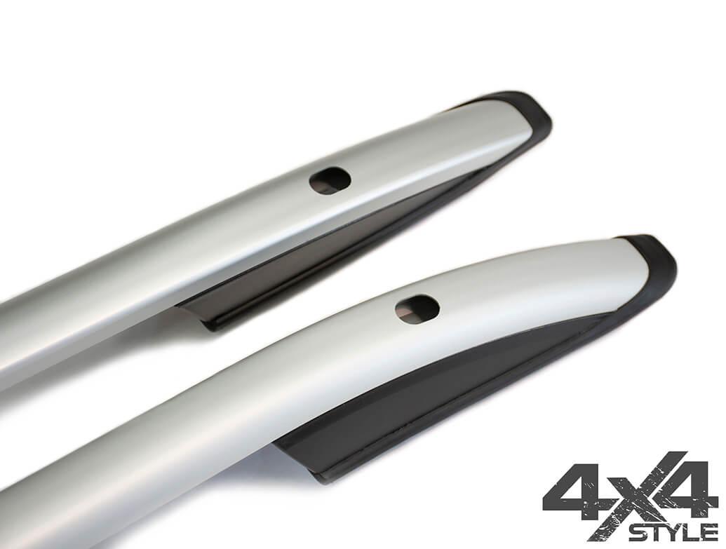 Silver Aluminium Roof Bars - Peugeot 3008 2016>