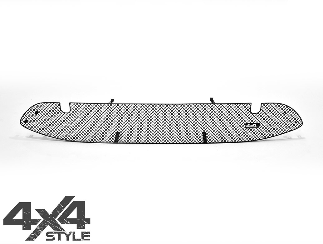 Zunsport Lower Grille - Black Nylon Coated Nissan Qashqai 14-17