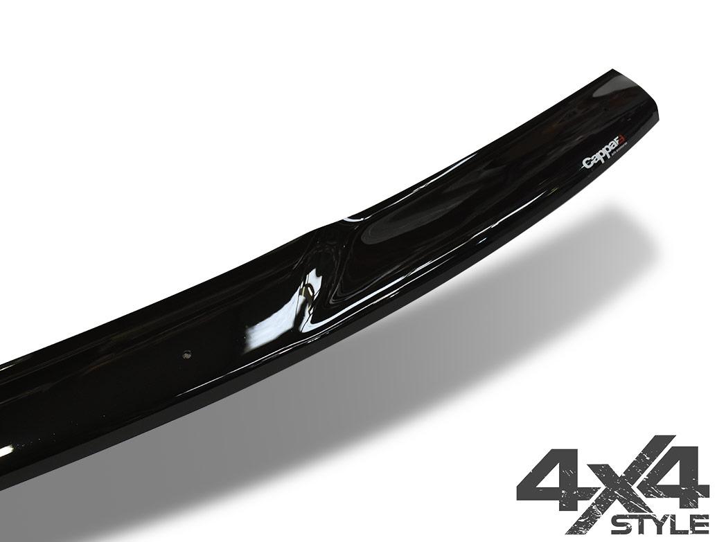 Gloss Black Acrylic Bonnet Deflector - Dacia Duster 2010-2018