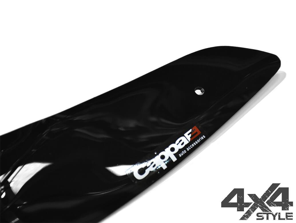 Gloss Black Acrylic Bonnet Deflector - Ford Kuga II 13-16