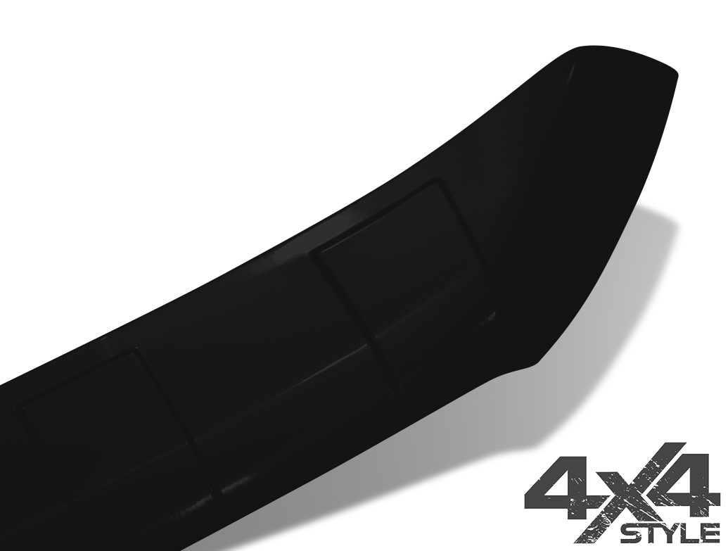 Black ABS Bonnet Stone Chip Protector - Ford Ranger (T6) 2015>
