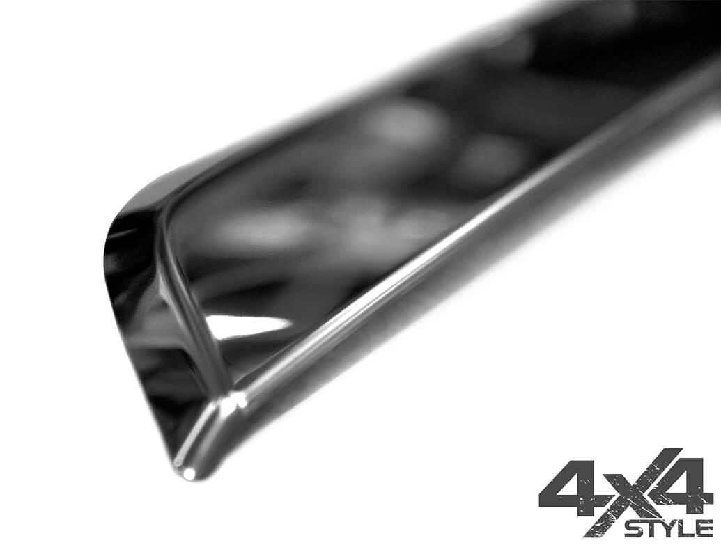 Polished Stainless Steel Rear Grab Handle - Honda CRV 17>