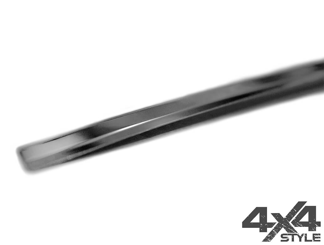 Polished Stainless Steel Rear Grab Handle Trim - Audi Q7 15>