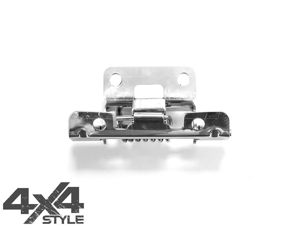 S.Steel Tailgate Assist Hinges & Strut - L200 / Fullback 2015-19