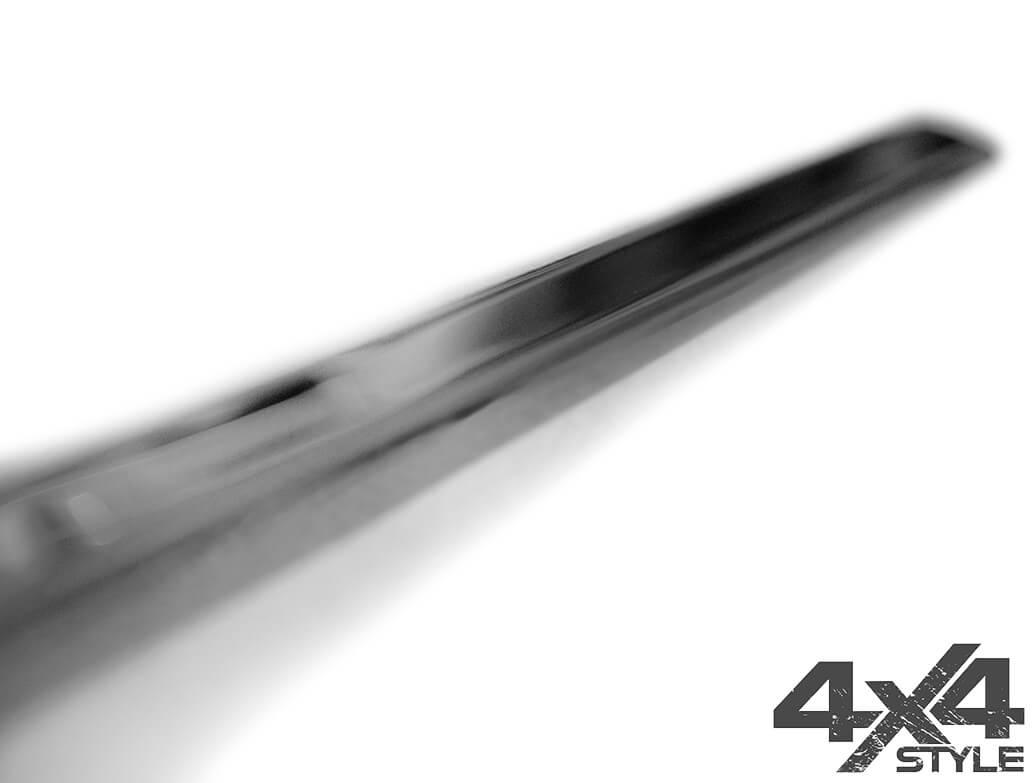 Stainless Steel Rear Grab Handle Trim Line - Peugeot 3008 16>