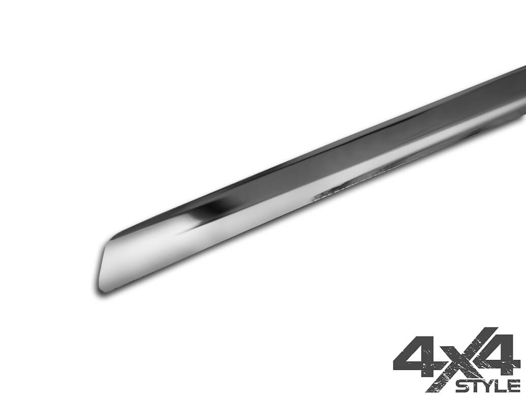 Stainless Steel Rear Grab Handle Trim Line - Peugeot 5008 17>