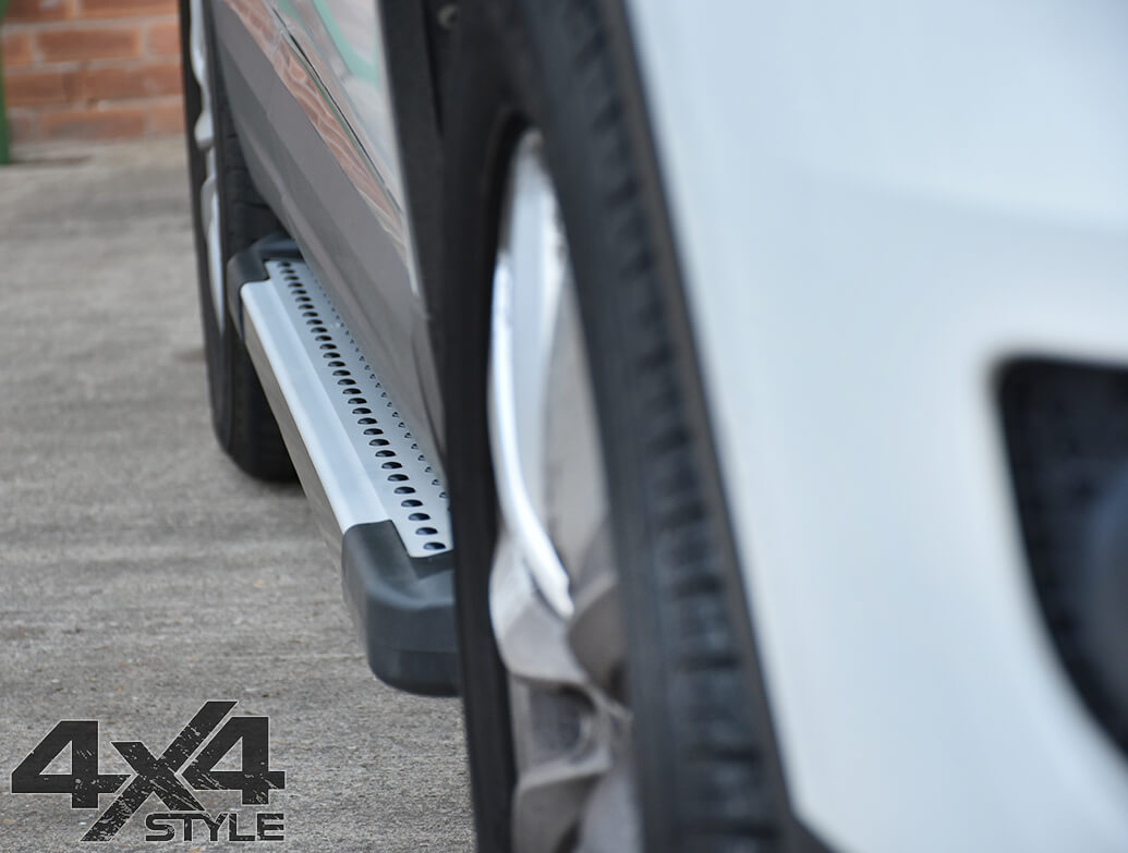 Rufford Style Aluminium Side Step - VW Tiguan 07-16