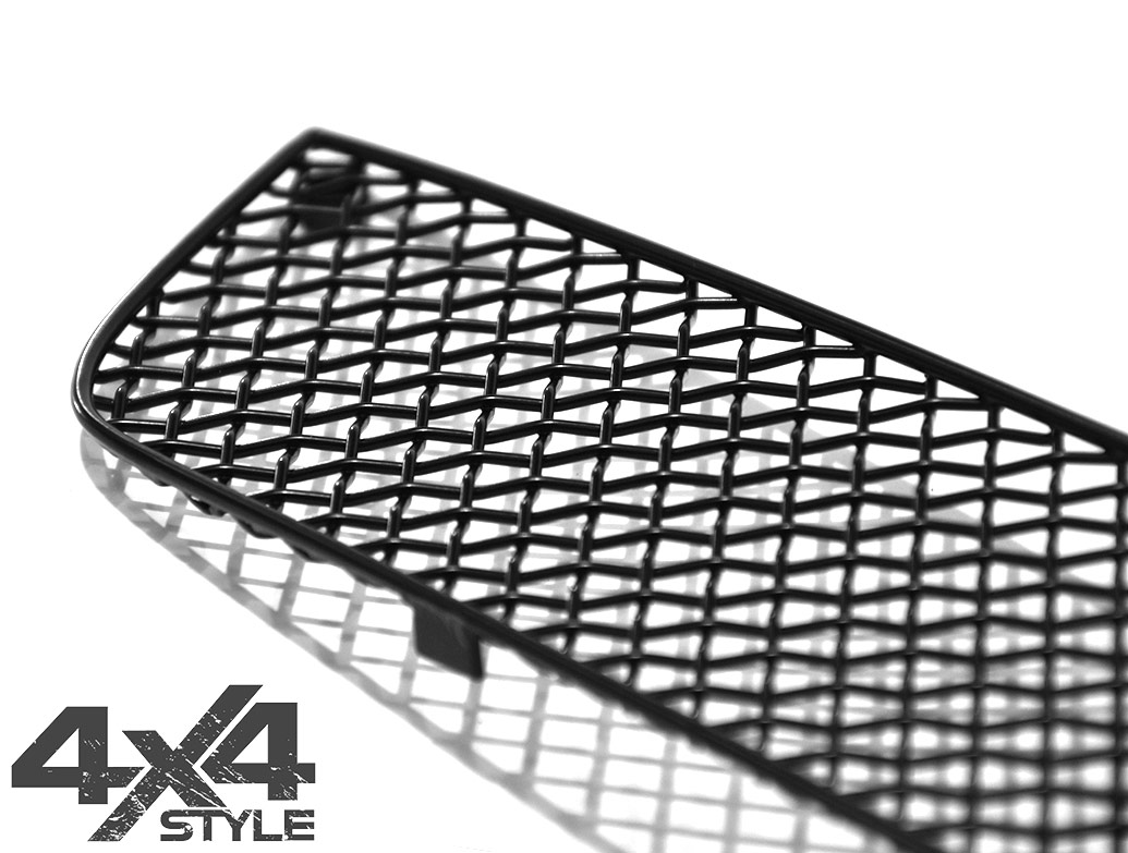 Zunsport Black Nylon Coated Lower Grille - Ford Ranger 2015>