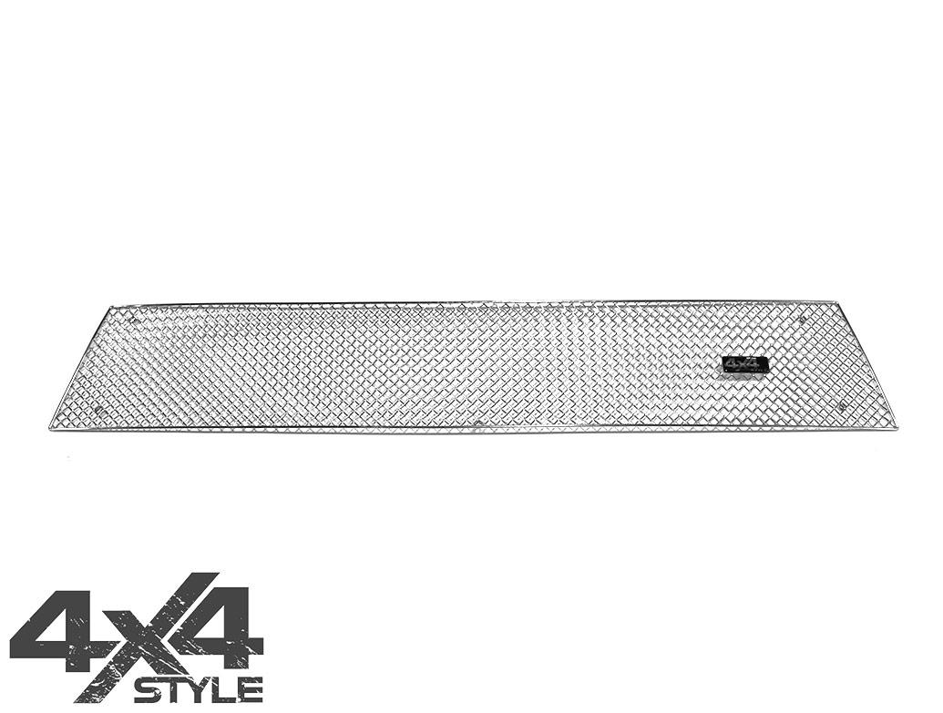 Zunsport Polished Chrome Grille Set - Mitsubishi L200 15>