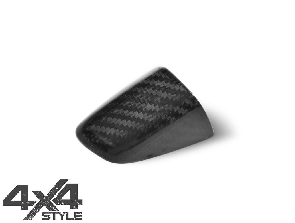 Genuine Carbon Fibre 4 Door Handle Cover Set - Various VW
